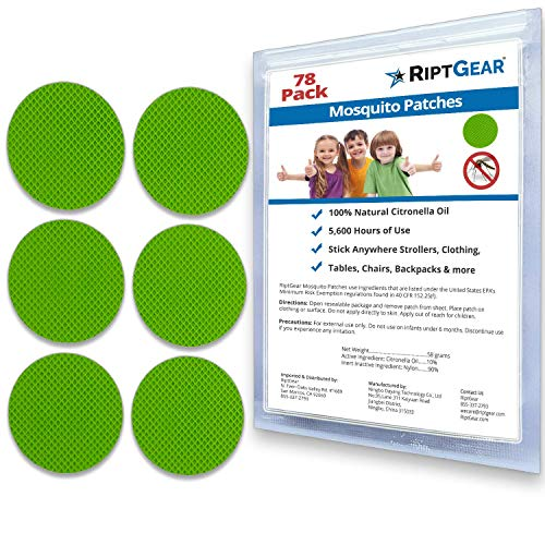 RiptGear Mosquito Patch 78