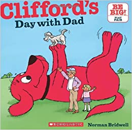 amazon clifford s day with dad clifford be big norman