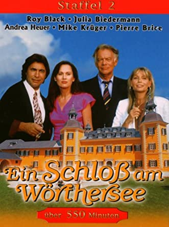 Ein Schloß Am Wörthersee Die Komplette 2 Staffel 4 Dvds Amazon