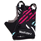 ZippyRooz Toddler & Little Kids Bike Gloves for Balance and Pedal Bicycles (Formerly WeeRiderz) For Ages 1-6 Years Old. 4 Designs for Boys & Girls