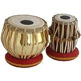 Surjan Singh & Sons Brass Tabla Set Brass Material
