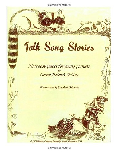 Download Folk Song Stories: Nine Easy Pieces for Piano ebook