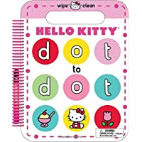 Hello Kitty: Wipe Clean Dot to Dot