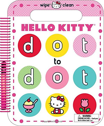 Hello Kitty Wipe Clean Wipe Clean