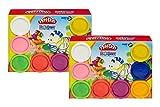 Play-Doh Rainbow Starter Pack 16oz (2 Pack)
