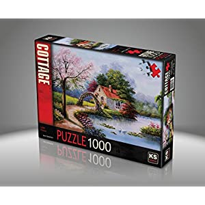 Ks Games Jigsaw Puzzle 1000 Pieces
