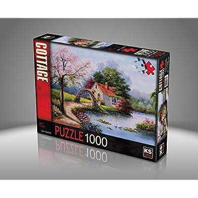 Ks Games Jigsaw Puzzle 1000 Pieces