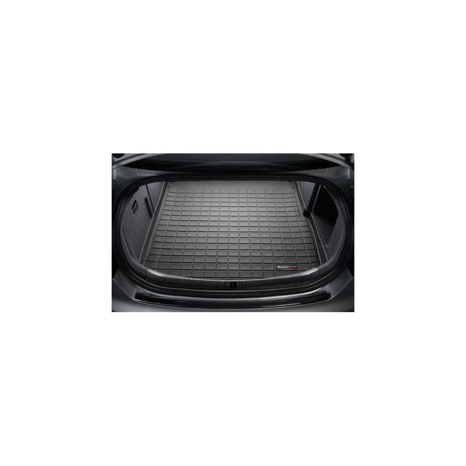 WeatherTech Custom Fit Cargo Liners for Cadillac Escalade, Black Automotive