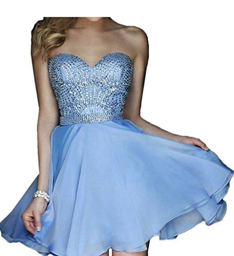 TOSKANA BRAUT - Vestido - Noche - para mujer Blau2