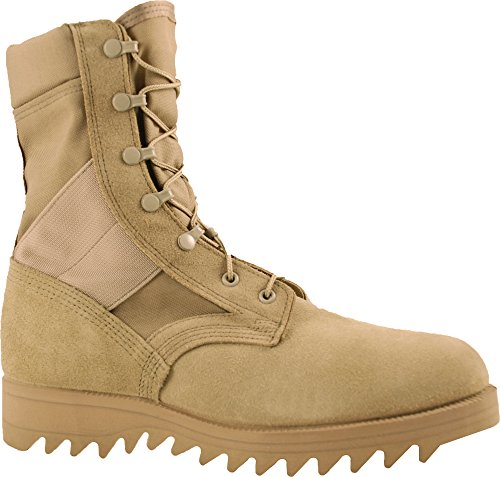 McRae Hot Weather Desert Boot with Ripple Outsole 4188