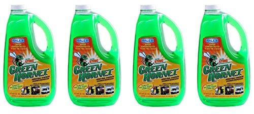 (Walex GH64OZ Green Hornet Super Concentrate Cleaner/Degreaser - 64 oz. (4))
