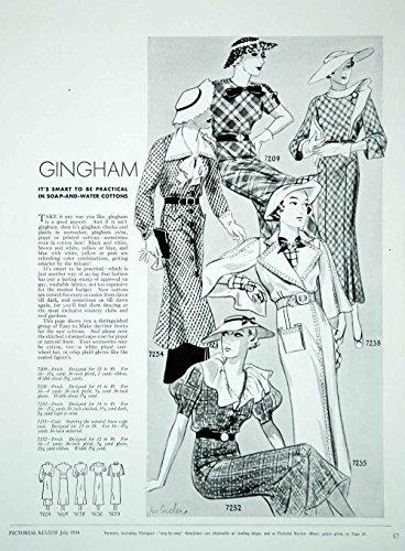 fashion 1934 dress - 9