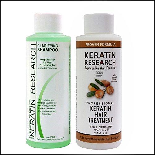 Complex Brazilian Keratin Hair