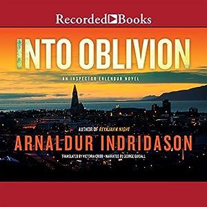 Into Oblivion Audiobook