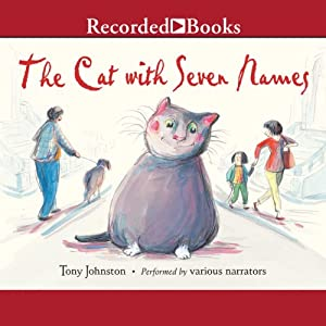The Cat with Seven Names Audiobook