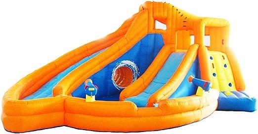 Castillo Inflable para niños Tobogán al Aire Libre Parque Grande ...