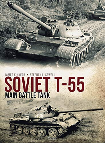 Tank Battle Main British (Soviet T-55 Main Battle Tank)