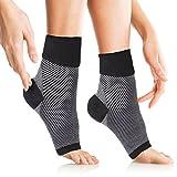 VivoPro Sports Plantar Fasciitis Braces Foot Sleeve Cooper S/M