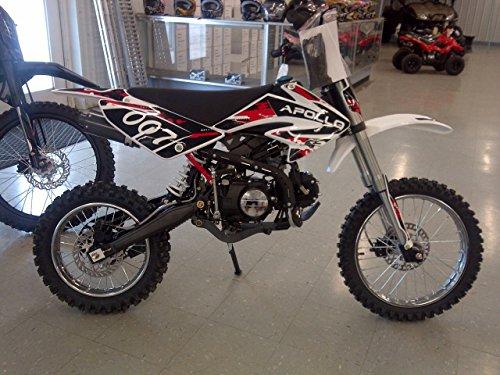 Apollo DB-007-Best Cheap 125cc Dirt Bike