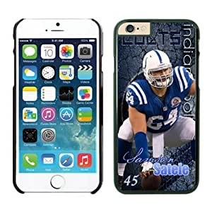 Indianapolis Colts Samson Satele Case Cover For SamSung Galaxy S5 Mini NFL Cases Black NIC12906