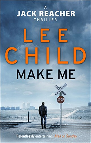 Image result for make me lee child