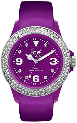 Ice-Watch Stone Purple-Silver Purple Dial Unisex watch #ST.PS.U.L.10