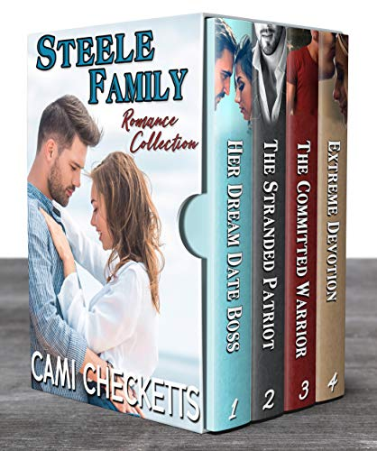 Steele Family Romance Collection by [Checketts, Cami]