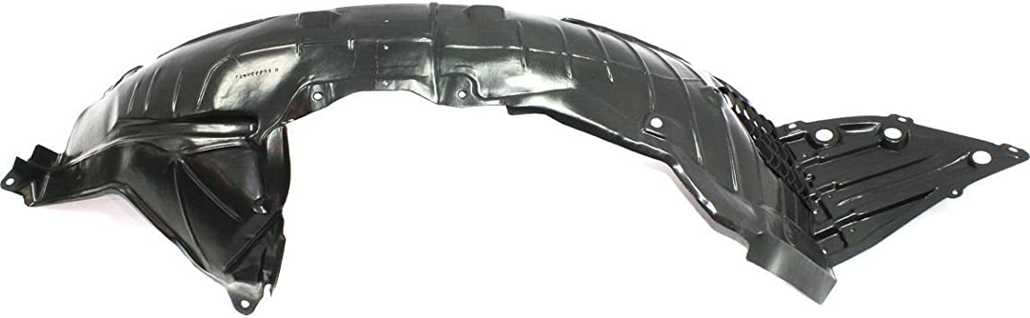 Fender Liner Front Driver Side Fits Nissan Altima 638413TA0D NI1248134