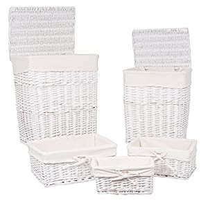51tX-u696aL._SS300_ Best White Wicker Furniture For Your Patio