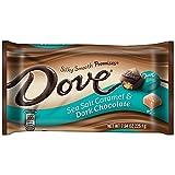 Dove Promises Sea Salt Caramel & Dark Chocolate Candy 7.94-Ounce Bag