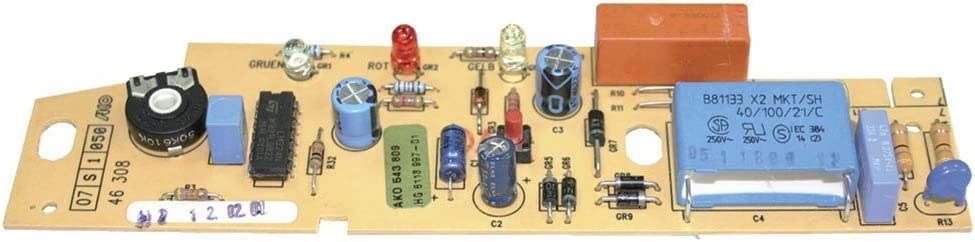 Control Elektronik AKO 543809 congelador. Liebherr 6113997: Amazon ...