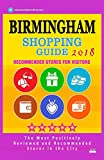 Birmingham Shopping Guide 2018: Best Rated Stores in Birmingham, England - Stores Recommended for Visitors, (Shopping Guide 2018)