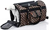 Cheap Prefer Pets Travel Gear 312PW Hideaway Duffle Pet Carrier, Medium