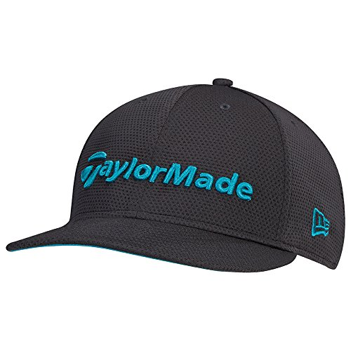 TaylorMade Golf 2017 performance new era 9fifty hat grey/teal