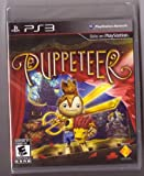 Puppeteer (Playstation 3 PS3, Region Free, Video Game Exclusive Sony) NEW