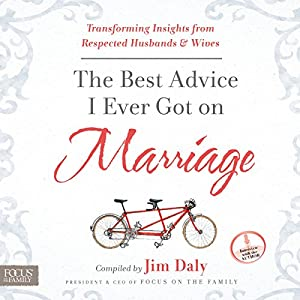 The Best Advice I Ever Got on Marriage Audiobook