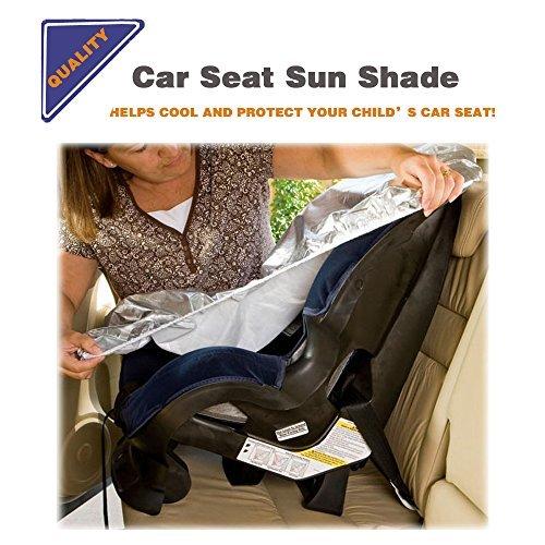 HILTOW Baby car seat Sun Shade by Hiltow (Image #4)
