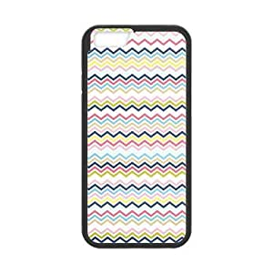 Coral Chevron Case for iphone 5C