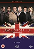 Law & Order: UK - Series 7 [NON USA FORMAT UK REGION 2 DVD]