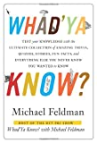 Whad'Ya Know?, Michael Feldman, 1402218508