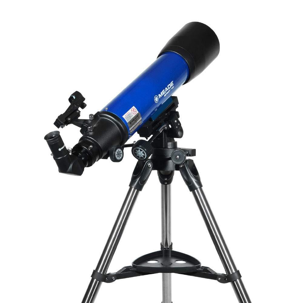 Meade Instruments Infinity 102mm Refractor Azul Telescopio