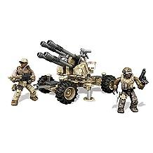 Mega Construx Call of Duty Anti-Aircraft Vehicle