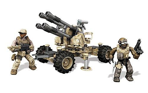 - Mega Bloks Call of Duty Anti-Aircraft Vehicle