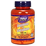 Cheap Now Foods Arginine & Citrulline Veg Capsules