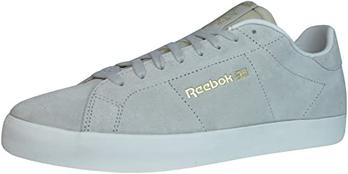 reebok classic grey suede