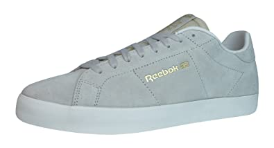 2d765f37b617 Reebok Classic NPC FVS Mens Leather Suede Sneakers Shoes-Sand-7.5