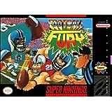 Football Fury - Nintendo Super NES