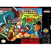 Football Fury - Nintendo Super NES