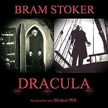 Dracula Hörbuch von Bram Stoker Gesprochen von: Markus Pol