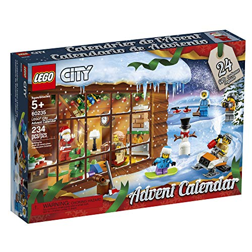 Lego City Town Advent Calendar 2019 Absolute Christmas